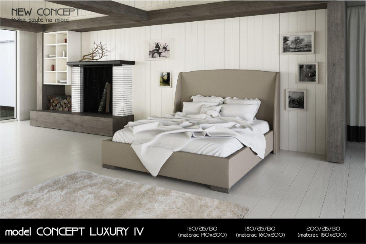 New Concept Luxury Iv łóżka Materace Piankowe Dobre Na